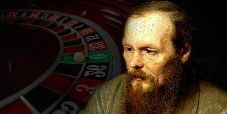 Le joueur, de Fiodor Dostoïevski